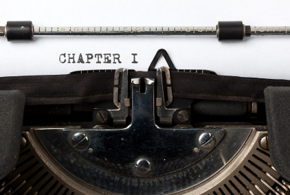 writing the first chapter