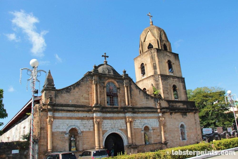 Guimbal Church | Iloilo, Philippines