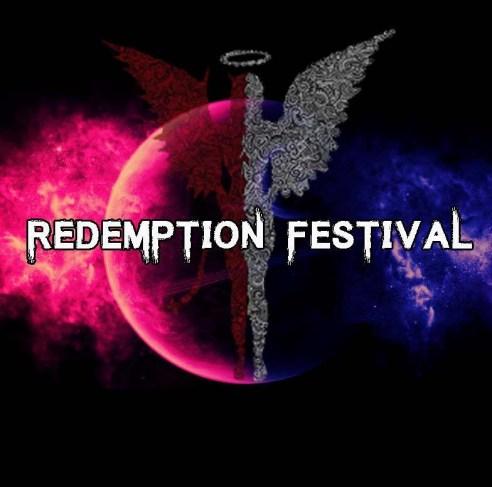 Redemption Festival 2016 Logo
