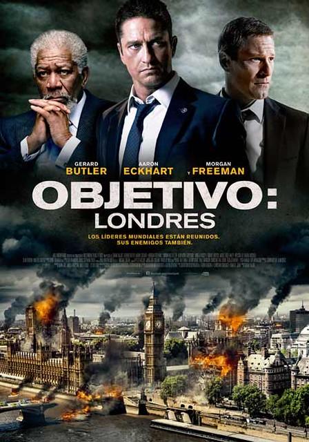 Objetivo: Londres - Estreno de cine destacado