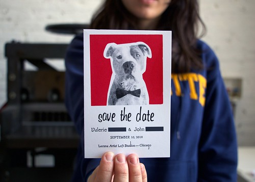 Save The Date [Bud the Dog Edition]