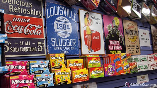 Sticky's Candy Hastings Street, Vancouver