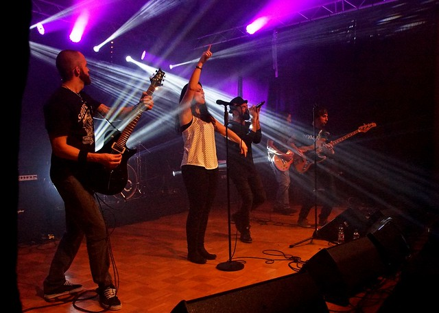 20. MTM Rock Festival Münsingen-Auingen 20.02.2016
