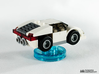 REVIEW LEGO Dimensions 71235 Midway Arcade (HelloBricks)
