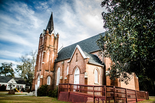Sacred Hart Catholic Church in Blackville-001
