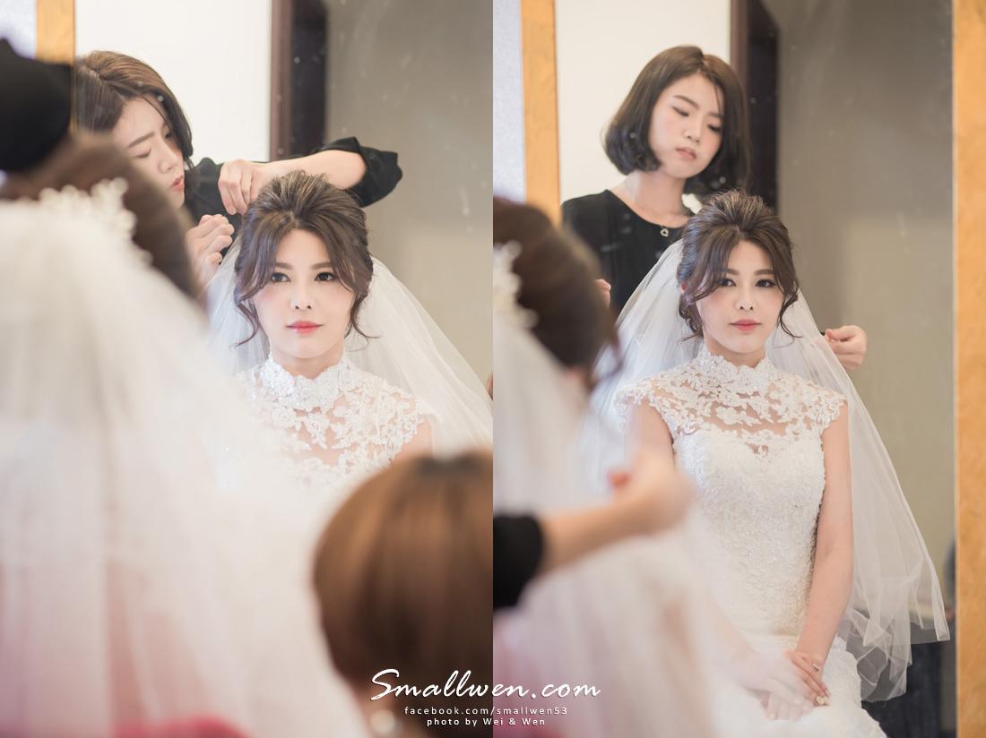 【Wedding】婚禮六造型分享♥In LACE婚紗 X 新祕Nkstyle黃啾啾 @ 小文甜生活 :: 痞客邦
