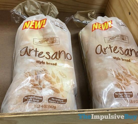 Alfaro's Artesano Style Bread