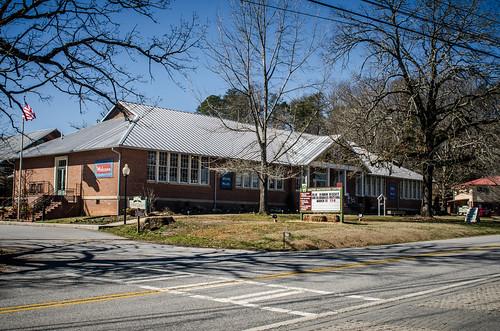 Sautee Nacoochee School