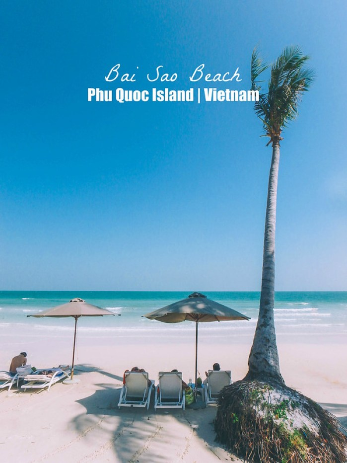 Is Bai Sao really the best beach on Phu Quoc Island, Vietnam? | Perogy and Panda