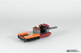REVIEW LEGO Star Wars 75099 Rey's Speeder 10 - HelloBricks