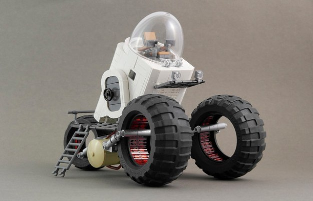 Planetary Rover