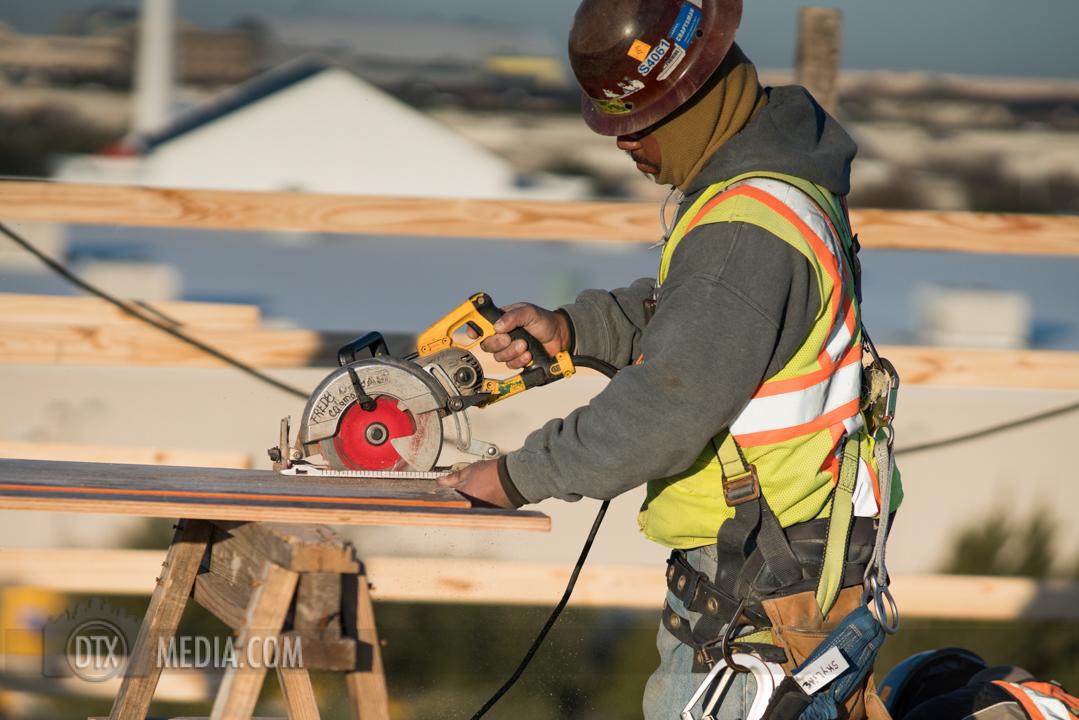 Dallas Construction Photographer