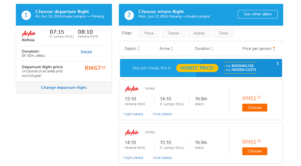 Traveloka Get The Best Price For Your Flights Tickets