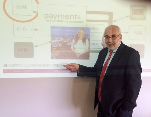 Payments in the Sharing Economy
