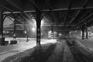 Blizzard NYC 2016