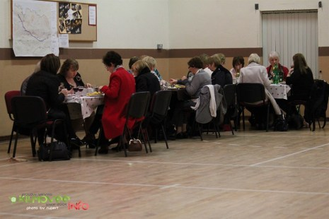 Ladies Club Christmas Dinner - 2015 (1)