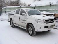 Машина сервисной бригады Тимбермаш Байкал