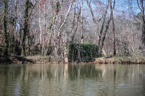 Saluda Lake Paddling-15