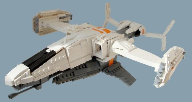 Destiny FOTC Hawk Concept