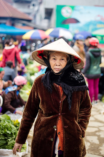 Bac Ha Sunday Market 15