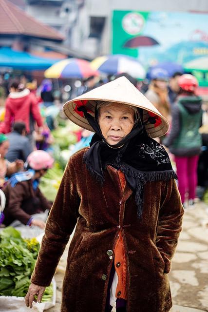 Bac Ha Sunday Market 15