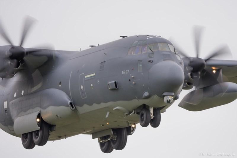 Lockheed Hercules MC-130J 11-5737