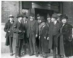 Debs at the Hotel Harrington: 1921