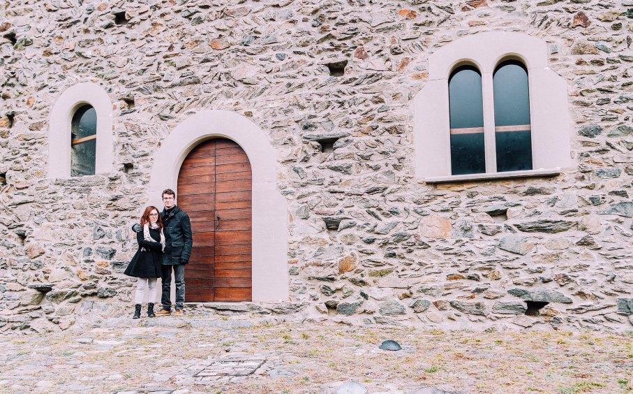 Il Castello di Ussel, viaggiascrittori