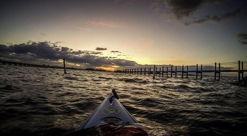 Indian River Sunrise Paddling-026