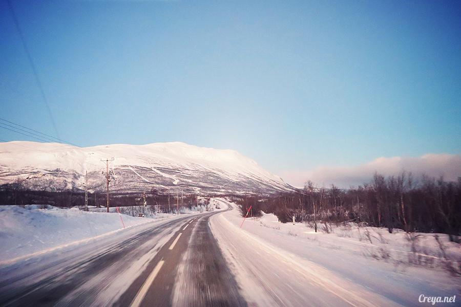 2016.02.23| 看我歐行腿 | 阿呀~一不小心就從瑞典到了挪威, Narvik 小鎮遇見地理課本中的峽灣 05.jpg