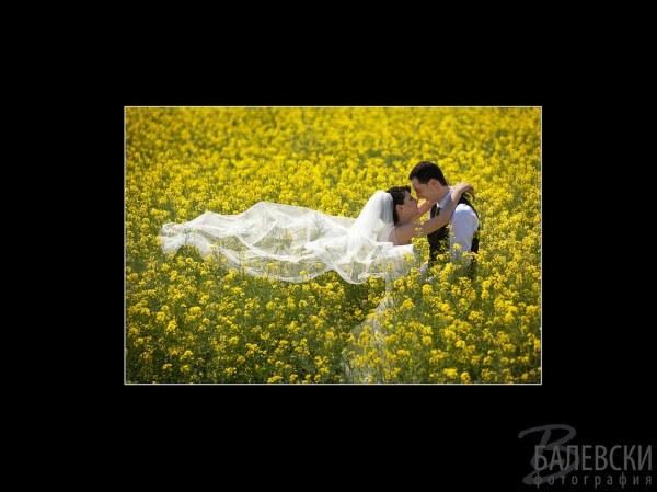 Сватбен албум - Роси и Андрей