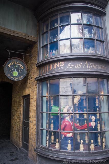 Harry Potter World Potions Shop