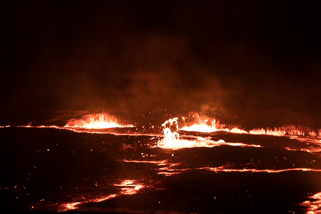 Erta Ale Volcano.