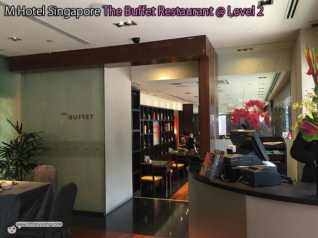 M Hotel Singapore The Buffet Restaurant