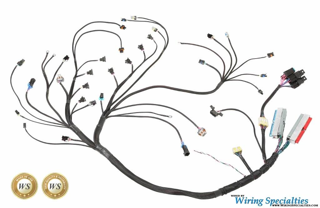 fd rx7 wiring harness
