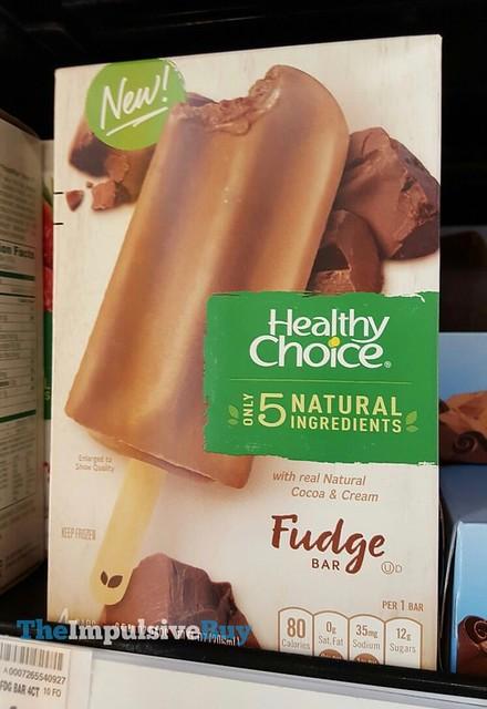 Healthy Choice Fudge Bar