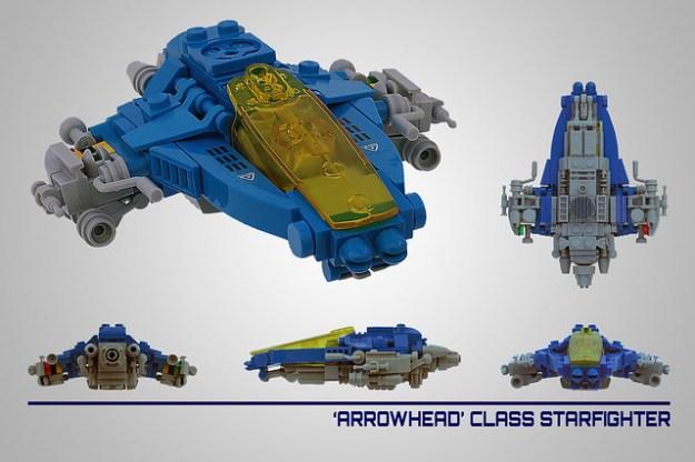 LL-945 'Arrowhead' plan
