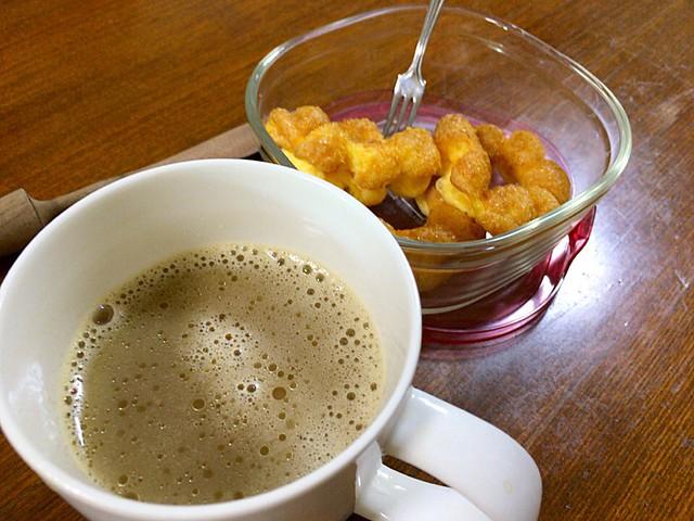 ココナツオイルコーヒー