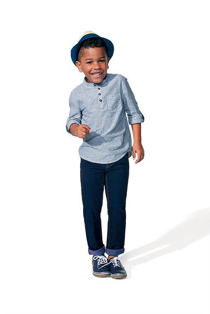 kiabi outfit bambino primavera 2016