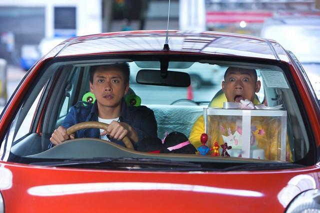 Bosco Wong King Kong Buddy Cops