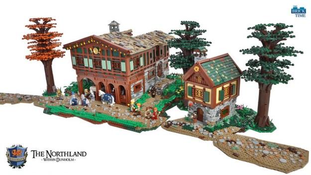 Dunholm Taverna & the House of Peer Rumstiek