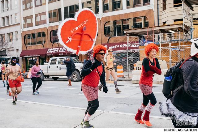 Cupids Undie Run-76