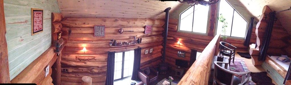 Panoramic-EagleBrae-InsideCabin-Accommodation-ScottishHighlands