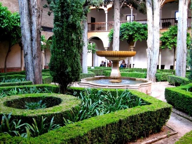 5 jardines y parques para pasear relajadamente 5 jardins i for Jardines barrocos