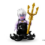 LEGO 71012 Disney Collectible Minifigures Ursula