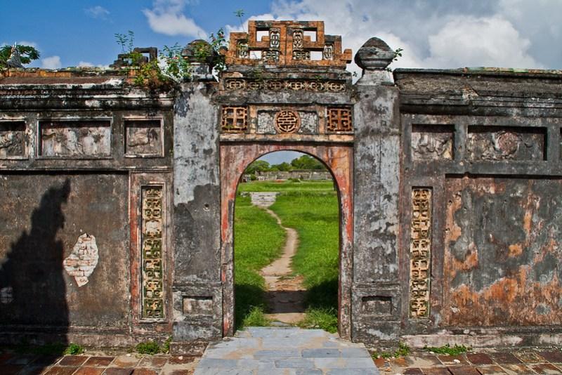 Die verbotene Stadt Huè
