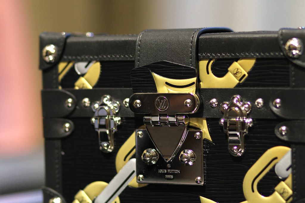 Petite Malle Louis Vuitton