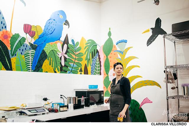 Behind the Scenes of Harper Macaw.