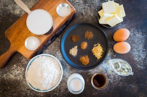 simple ingredients that may already be in your kitchen