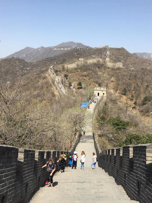北京慕田峪長城之旅(纜車上、滑道下) 必遊景點(非誠勿擾拍攝景點)